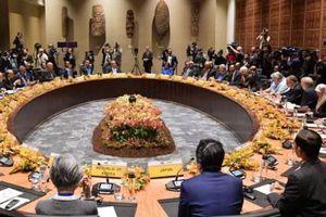 APEC: Các nhà lãnh đạo chỉ trích chính sách 'Nước Mỹ là số 1'