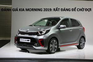 Kia Morning 2019: Động cơ mạnh mẽ, 6 túi khí và kích thước lớn hơn