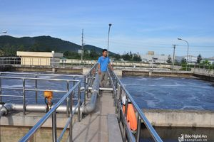 Nghệ An: Chỉ có 8 cụm công nghiệp được đầu tư hệ thống xử lý nước thải