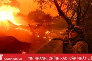 Thế giới nổi bật trong tuần: 74 người thiệt mạng, hơn 1.000 người mất tích vì cháy rừng ở California