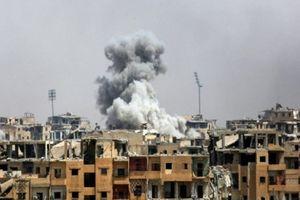 IS cáo buộc Mỹ không kích, chết 40 thường dân Syria