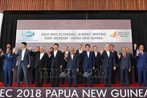 Hội nghị Cấp cao APEC kết thúc