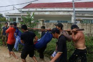 Khánh Hòa: Họp khẩn khắc phục thiệt hại do mưa lũ