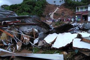 Thủ tướng gửi lời chia buồn sâu sắc đến nạn nhân mưa lũ