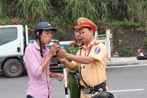 Quảng Ninh: Xử phạt vi phạm giao thông gần 105 tỷ đồng