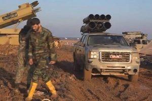 Quân đội Syria đánh chiếm núi lửa Al-Safa, diệt hàng chục tay súng IS