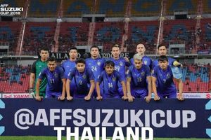 Giải mã sức mạnh thực sự của ĐT Thái Lan tại AFF Cup 2018