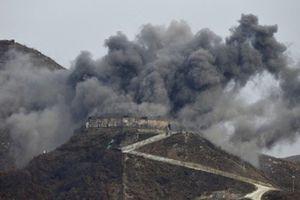 Hàn Quốc cho nổ trạm gác gần biên giới với Triều Tiên