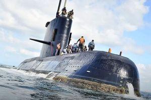 Hải quân Argentina: 'Mảnh vỡ tàu ngầm San Juan được tìm thấy nhờ có Chúa'