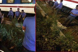 Cố băng qua đường ray, nam thanh niên bị tàu hỏa tông tử vong