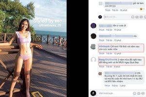 Cư dân mạng 'xúi giục' Tiểu Vy thi tiếp Hoa hậu Hoàn vũ Việt Nam… chỉ vì quá đẹp