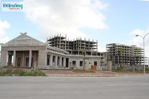 Dự án bệnh viện gần nghìn tỷ ở Nam Định 'bỏ hoang' 7 năm, thành nơi nuôi trâu