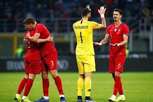 Bồ Đào Nha vào bán kết Nations League sau trận hòa Italy
