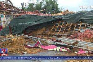 Phú Yên thiệt hại do hoàn lưu bão số 8
