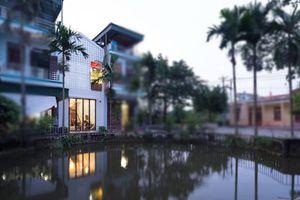 Nhà 3 tầng chỉ với 800 triệu gây 'sốt' của cặp vợ chồng Hải Dương