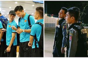 Đến Myanmar dự AFF Cup - Tuyển Việt Nam được 'đặc quyền' có cảnh sát vũ trang bảo vệ