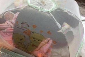Em bé 1 tháng tuổi nằm trên vỉa hè Hà Nội lúc gần 12 giờ đêm và câu chuyện buồn đằng sau