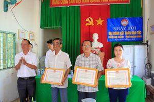 Phường Bình Khánh khen thưởng nhiều gương người tốt việc tốt, gia đình văn hóa