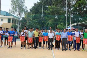 8 đội tham dự giải vô địch bóng chuyền thành phố Biên Hòa mở rộng 2018