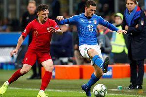 Kết quả bóng đá quốc tế rạng sáng 18/11: Italia chia điểm Bồ Đào Nha, Thụy Điển thắng sát nút Thổ Nhĩ Kỳ