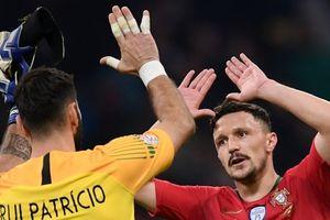Cầm hòa Italia, Bồ Đào Nha vào bán kết UEFA Nations League