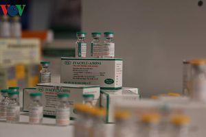 Tự sản xuất vaccine, Việt Nam sẽ kiểm soát chất lượng và nguồn cung