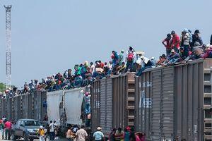 Nhiều người di cư từ Trung Mỹ xin ở lại Mexico thay vì sang Mỹ