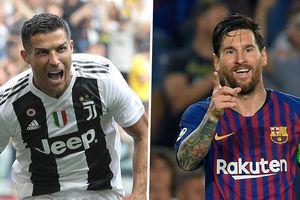 20 cầu thủ xuất sắc nhất thập kỷ qua: Messi sánh ngang Ronaldo