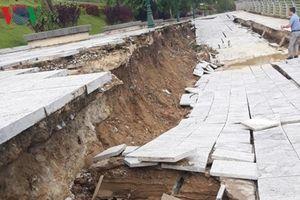 Thanh Hóa khẩn trương sửa chữa đê kè sông Mã trong tháng 11