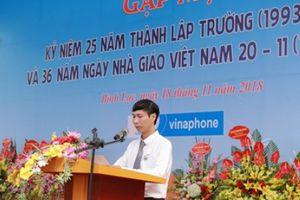 Hà Nam: Trường THCS Nguyễn Khuyến 25 năm phát triển và trưởng thành