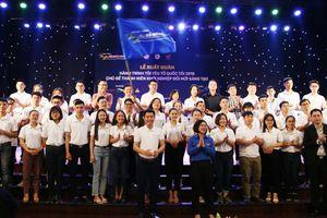 100 thanh niên, sinh viên tham gia hành trình 'Tôi yêu Tổ quốc tôi'