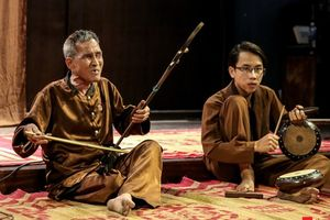 Tái hiện lịch sử hát Xẩm qua chương trình 'Nghệ thuật hát Xẩm - Từ hè đường đến sân khấu'