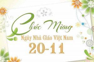 Những câu chúc ý nghĩa nhất gửi gắm tới thầy cô nhân ngày Nhà giáo Việt Nam