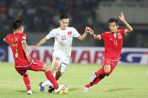 Những thống kê cho thấy Việt Nam khó thua Myanmar