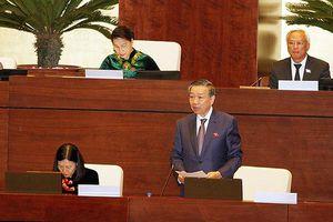 Bộ trưởng Tô Lâm: Luật Thi hành án hình sự (sửa đổi) quy định 10 nhóm quyền của phạm nhân