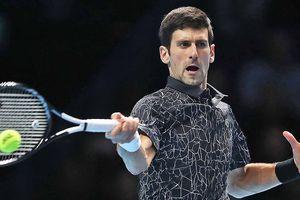 Novak Djokovic thống trị đấu trường London