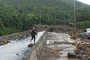 17 người chết và mất tích, Nha Trang tiếp tục sơ tán dân