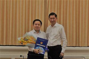 Ông Từ Lương làm Phó giám đốc Sở Thông tin Truyền thông TP.HCM