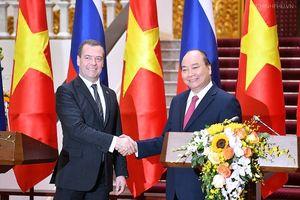 Hợp tác khai thác dầu khí là trụ cột quan trọng Việt-Nga