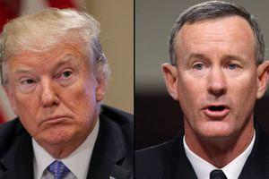 Trump đấu khẩu với đô đốc chỉ huy chiến dịch tiêu diệt Osama bin Laden
