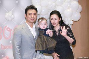 Tài tử TVB mừng sinh nhật con sau vụ bị chủ nợ tạt sơn vào nhà