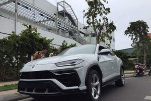 Lamborghini Urus đầu tiên ở Việt Nam về tay đại gia Minh 'nhựa'