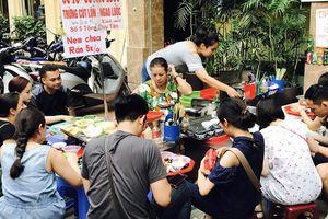 Khám phá thiên đường ẩm thực đủ món ăn ngon giữa lòng Hà Nội