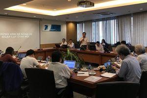 Công nghệ giám sát thoát nước vào chung khảo Nhân tài đất Việt