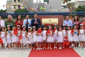 Quận Hoàng Mai: Phát triển giáo dục theo hướng hiện đại