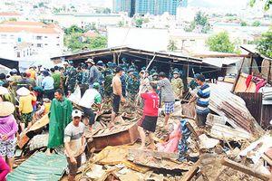 Mưa lũ khiến 17 người dân tại Khánh Hòa bị chết và mất tích