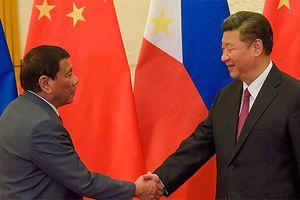 Philippines - 'chiến trường' mới trong đối đầu Mỹ - Trung