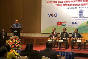 Việt Nam - Ấn Độ: Tăng cường thu hút các nhà đầu tư