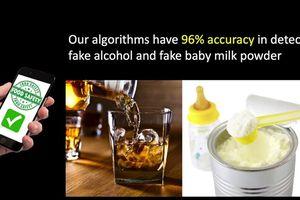 Công cụ mới phát hiện nhanh nhiễm bẩn thực phẩm với độ chính xác tới 96%