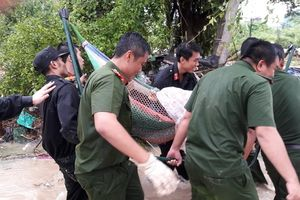 Khánh Hòa: 'Khẩn trương tìm kiếm người mất tích'
